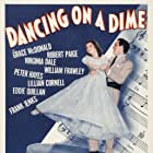 Grace McDonald and Robert Paige in Dancing on a Dime (1940)