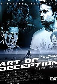 Jackie Nova, Richard Ryan, and Leon van Waas in Art of Deception (2019)