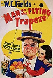 Man on the Flying Trapeze Poster