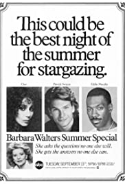 The Barbara Walters Summer Special Poster