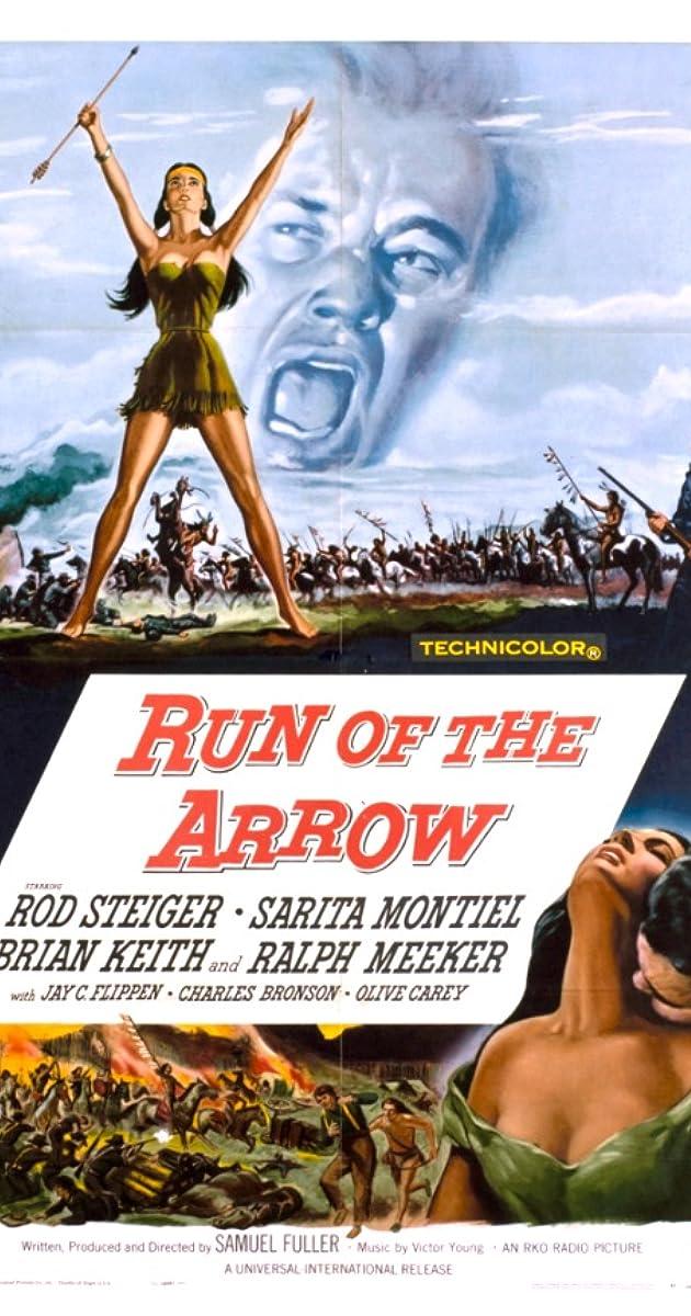 Run Of The Arrow 1957 Imdb