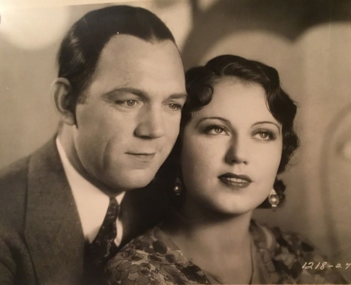 Hal Skelly and Fay Wray in Behind the Make-Up (1930)