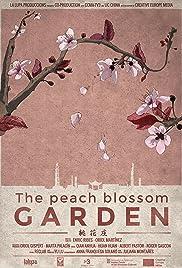 The Peach Blossom Garden Poster