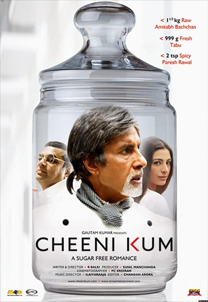 Cheeni Kum (2007) Hindi Movie 450MB BluRay Download