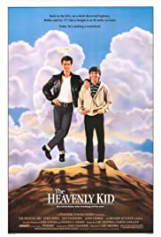 The Heavenly Kid (1985) Poster - Movie Forum, Cast, Reviews