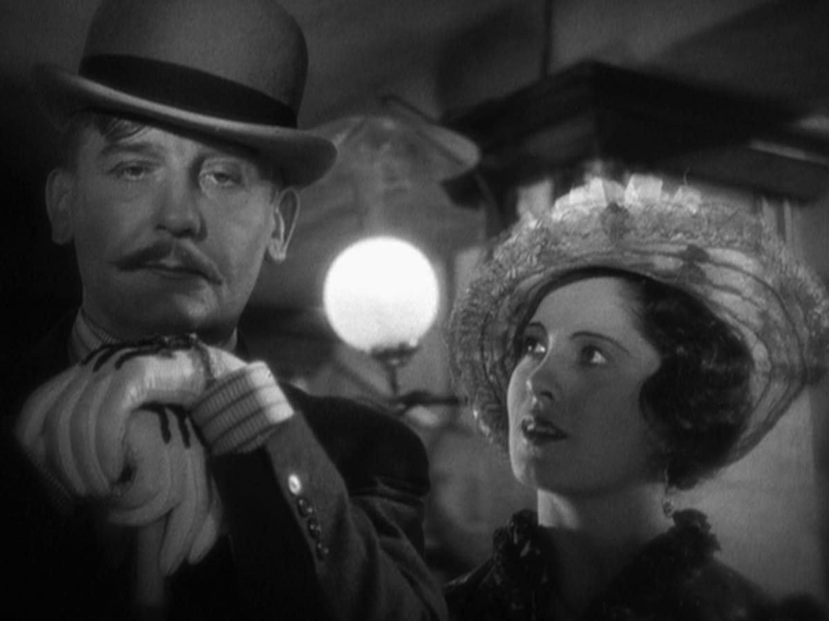 Rudolf Forster and Carola Neher in Die 3 Groschen-Oper (1931)