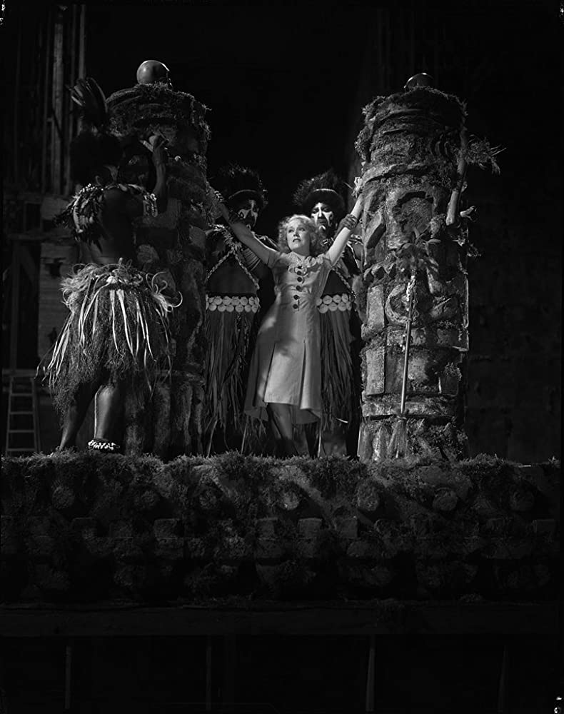 Fay Wray in King Kong (1933)