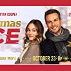 Abigail Klein and Ryan Cooper in Christmas on Ice (2020)