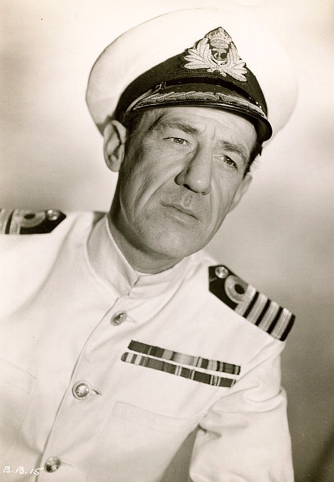Michael Hordern in The Baby and the Battleship (1956)