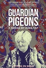 Guardian Pigeons Poster