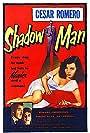 Cesar Romero, Kay Kendall, and Simone Silva in Street of Shadows (1953)