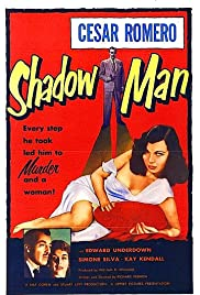 The Shadow Man Poster