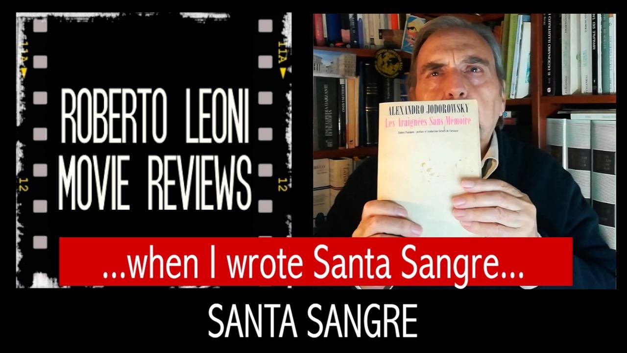 Roberto Leoni in Santa Sangre (2019)