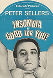 Insomnia Is Good for You Poster