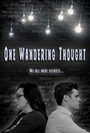 One Wandering Thought Poster