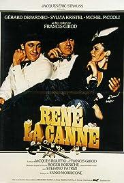 René la canne Poster