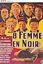 La nuit des suspectes (1957) Poster