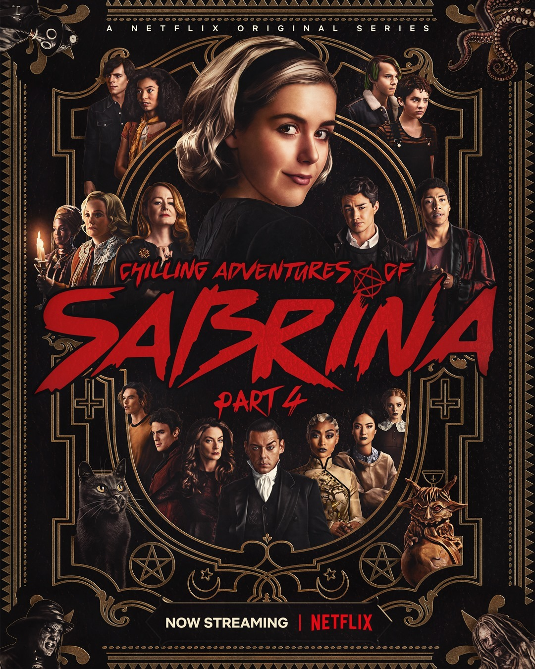Chilling Adventures Of Sabrina Tv Series 2018 2020 Imdb