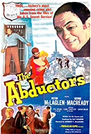 The Abductors Poster
