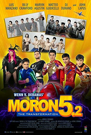 Watch Moron 5.2: The Transformation (2014)