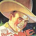 John Wayne, Sam Flint, and Warner Richmond in The New Frontier (1935)