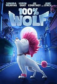 Jane Lynch, Loren Gray, Jai Courtney, and Samara Weaving in 100% Wolf (2020)