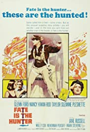 Fate Is the Hunter (1964) Poster - Movie Forum, Cast, Reviews