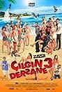 Çilgin dersane 3 (2014) Poster