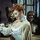 Hazel Court in The Man Who Could Cheat Death (1959)