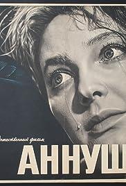 Annushka Poster