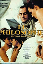 Der Philosoph Poster