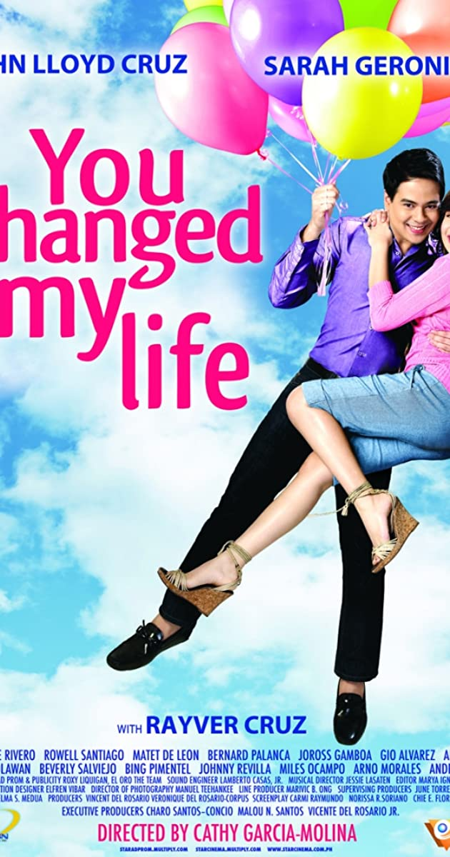 You Changed My Life 2009 Quotes Imdb