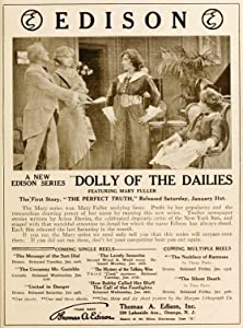 The Active Life of Dolly of the Dailies USA