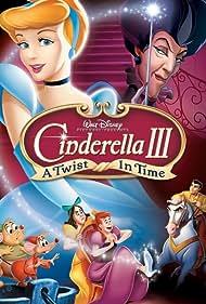 Christopher Daniel Barnes, Susanne Blakeslee, Corey Burton, Jennifer Hale, Tress MacNeille, Rob Paulsen, and Russi Taylor in Cinderella III: A Twist in Time (2007)