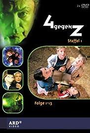 4 Against Z Poster