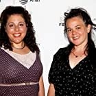 Daniella Nowitz and Ruthy Pribar at an event for Asia (2020)