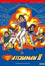 Gatchaman II Poster