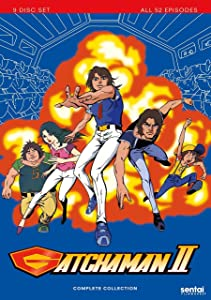 Gatchaman II in hindi download free in torrent