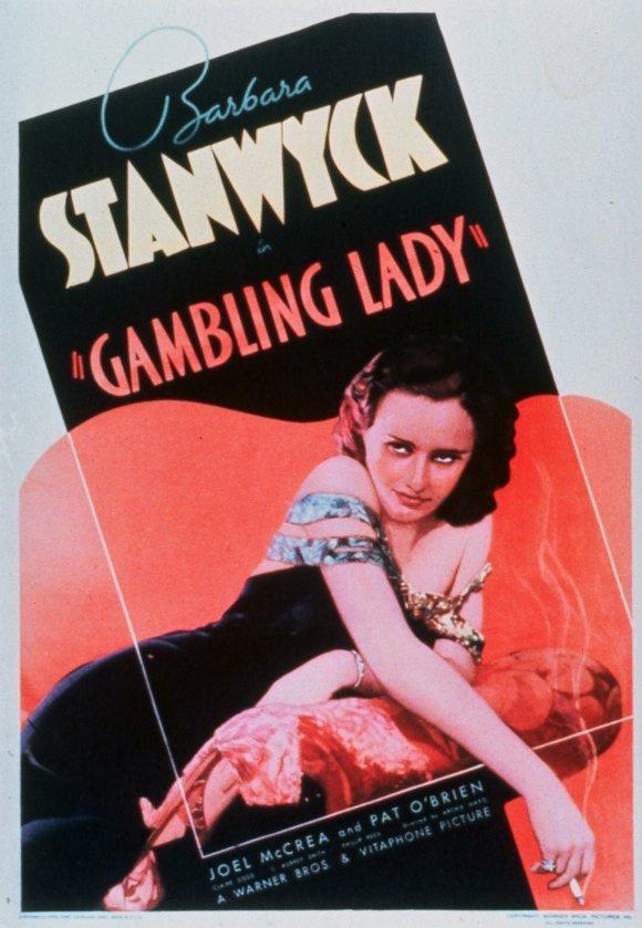 Barbara Stanwyck in Gambling Lady (1934)