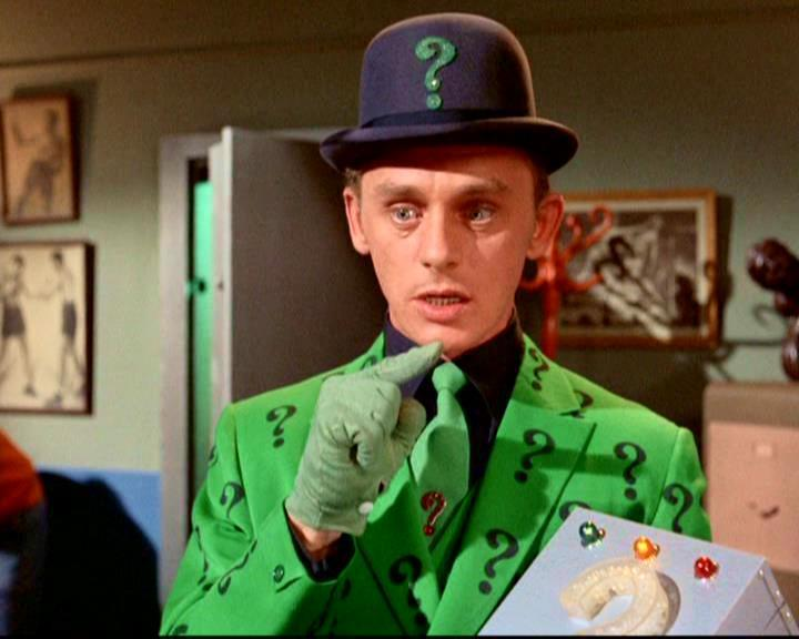 Frank Gorshin in Batman 1966