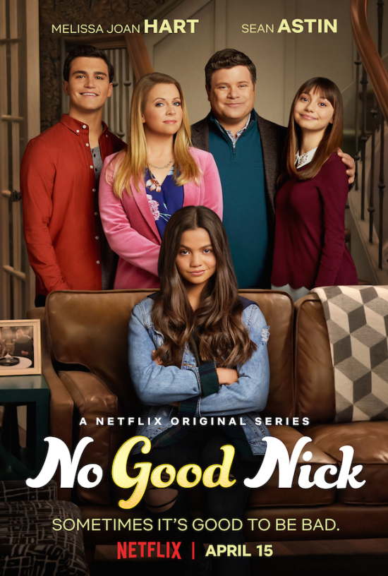 Gudruolė Nick'ė (2 Sezonas) / No Good Nick Season 2
