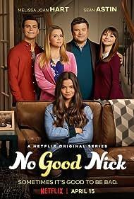 Sean Astin, Melissa Joan Hart, Kalama Epstein, Siena Agudong, and Lauren Lindsey Donzis in No Good Nick (2019)