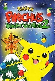 Pokémon: Pikachu's Winter Vacation Poster