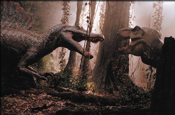 Potongan Film Jurassic Park 3