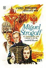 Michael Strogoff Poster