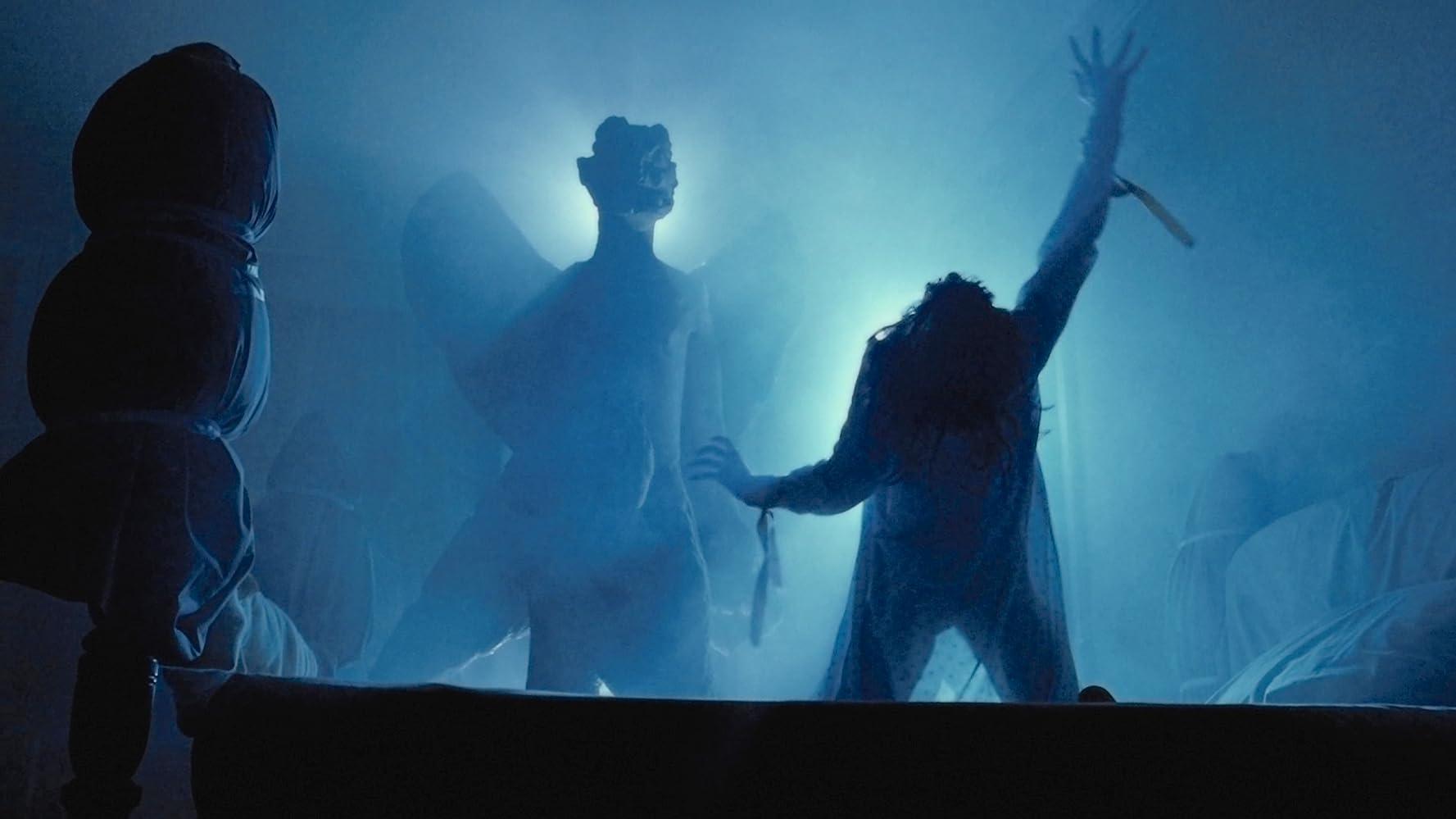 Linda Blair in The Exorcist (1973)