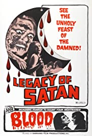 Blood(1973) Poster - Movie Forum, Cast, Reviews