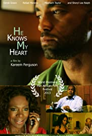 He Knows My Heart Poster