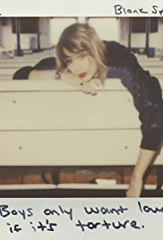 Taylor Swift: Blank Space Poster