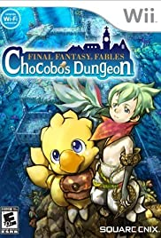 Final Fantasy Fables: Chocobo's Dungeon Poster